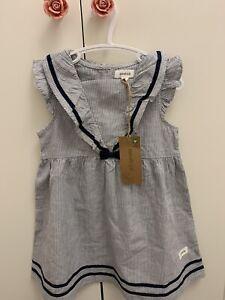 Newbie Girls Sailor Dress Age 2-3 Years