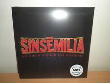 """Sinsemilia """"Un Autre Monde Est Possible"""" LP Neuf scellé! New and sealed! VINYL"""