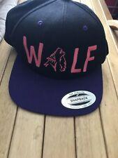 WOLF  -  Snapback Hat