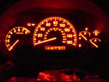 03-07 Honda Accord CL9 TypeS Speedo Gauges Cluster Red EDM JDM Import Acura TSX