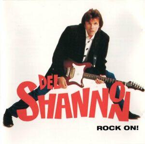 CD Del Shannon Rock on! Jeff Lynne Tom Petty Walk away 1991 Let´s dance