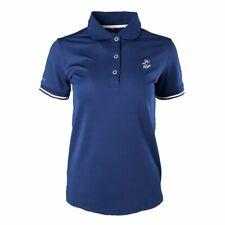 Legacy Equestrian Ladies Polo Shirt - Navy Blue