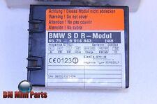BMW E46 Module, Radar Burglar Alarm Rear 65756914843