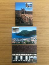 Azores - 2001, Unesco World Heritage, Angra do Heroismo Complete - Maxi Card