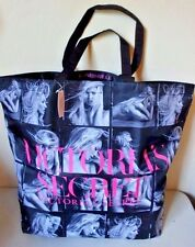 Victoria's Secret Limited Edition Large Tote Bombshell Models NEW Beach Bag 2015