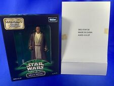 COO1B Star Wars Mace Windu Episode I Sneak Preview Mail-Away Exclusive New 1998