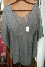 Echo Beach Women' s  Summer Medium  Blouse NWT