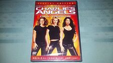 CHARLIE'S ANGELS FULL THROTTLE SPECIAL EDITION DVD, 2003, STILL SEALED!