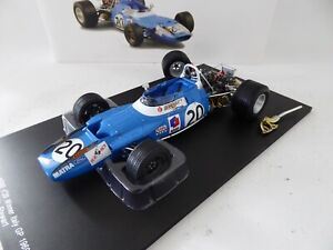 1/18 Matra Ms80 #20 J. Stewart Winner F1 GP Italy 1969 SPARK voiture 18S114