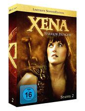 6 DVD's * XENA - STAFFEL 2 (LIMITED EDITION) # NEU OVP %