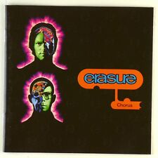 CD - Erasure - Chorus - A4038