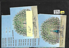 485994 / Vogel Fauna Lot Siehe Scan