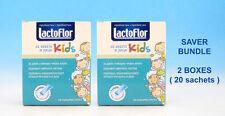 LACTOFLOR KIDS Organic BiO PROBIOTIC Formula babies children Colic L bulgaricus