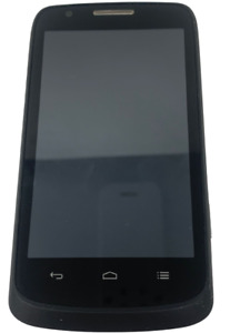 ZTE Force N9100 Sprint Network Locked 4GB Black Smartphone Sold As Is Android
