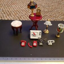 Living Room 10th Scale Miniatures & Houses for Dolls