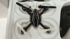 Hubsan X4 H107C 2.4G 4CH RC Quadcopter With 0.3 MP Camera RTF - Black/Red #258