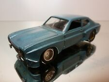 VEREM 26 FORD CAPRI 2600 RV - BLUE 1:43 - VERY GOOD CONDITION - 2