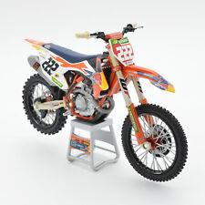 Cairoli Redbull Ktm 450 Sx-F 1:12 Motocross MX Jouet Modèle Vélo New Ray 2019