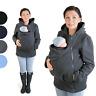 Tragejacke für Mama & Baby Tragepullover für Tragetuch Umstandsjacke