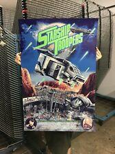 Starship Troopers Alternative Movie Poster Art Mondo Artist Chris Skinner #/100
