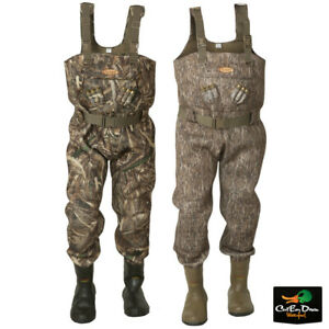 AVERY OUTDOORS NEOPRENE CHEST WADERS - 5MM CAMO DUCK HUNTING WADER -