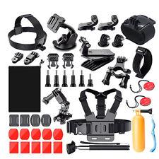 42 Stück Action Kamera Zubehör Set Für GoPro Hero 9 8 7 6 5 Session Black Sport