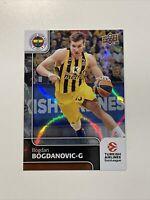 2016 Upper Deck Euroleague Patterned Rainbow Bogdan Bogdanovic Rookie RC #11