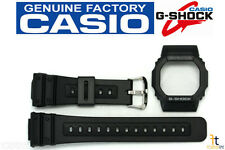 CASIO GW-5600J G-Shock Original Black BAND & BEZEL Combo