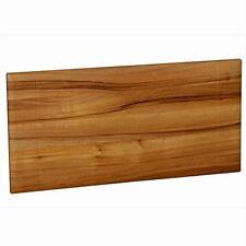 3ft Single Light Walnut Colour Wooden Headboard
