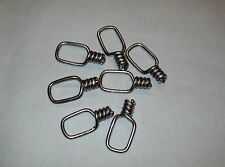 24 Snare Swivels Heavy Duty 9 gauge. - quantity 24- snares Trapping fox coyote