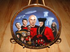 Star Trek The Next Generation The Episodes, Encounter at Farpoint Plate
