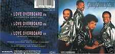 """Gladys Night and the Pips - Love Overboard - 3"""" INCH Mini CD"""