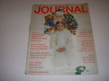 LADIES' HOME JOURNAL Magazine, December, 1969, CHRISTMAS ISSUE, PARTY DRESSES!