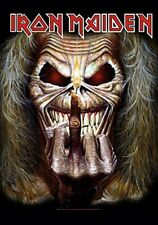 Iron Maiden Live After Death Grande Textil Bandera 1100mm x 750mm (Hr)