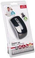 SPEEDLINK SNAPPY MX Maus Wireless USB Funk kabellos & kompakt Nano E6-463408