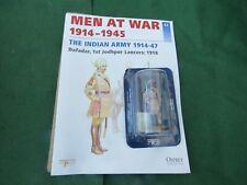 DEL PRADO No 62 MEN AT WAR 1914-1945 THE INDIAN ARMY DAFADAR 1st JODHPUR LANCERS