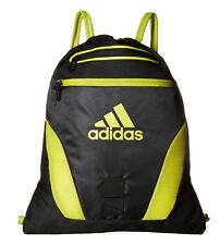 adidas Rumble Black / Shock Slime Drawstring / Sackpack ( 5140863 )