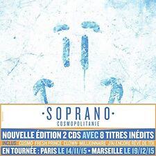 SOPRANO - COSMOPOLITANIE (EN ROUTE VERS I'EVEREST) 2 CD NEU