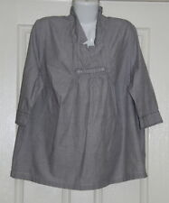 Womens size 20 grey shirt made by TARGET