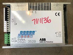 ABB DSQC 352B profibus module