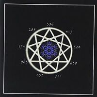 Solfeggio Harmonics, Vol.1 Source Vibrations Music CD with Tracking# New Japan