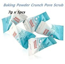 [Etude House]  Baking Powder Crunch Pore Scrub / 7g x 5pcs