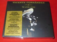 Vicente Fernandez ‎– The Living Legend