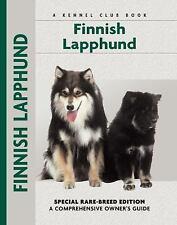 Finnish Lapphund by Jackson, Toni -ExLibrary