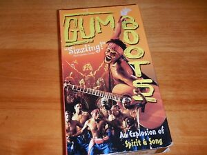 VHS: GUMBOOTS.....AN EXPLOSION OF SPIRIT & SONG