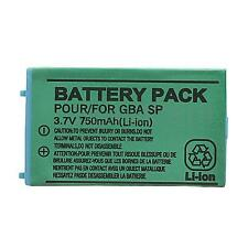 3.6V 750mAh Rechargeable Replacement Battery For NINTENDO Gameboy Advance GBA