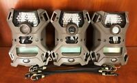 2432 Qty 3 Used Wildgame Vision 10 Game Trail Deer Camera 10MP V10i7w2 Free Ship