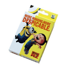 Despicable Me Minions Animated Poker Playing Cards 52 Images 1 Deck
