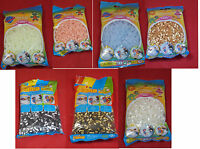 Hama Beads - Glow in the Dark & Metallic Ranges 10% Off 2 or more