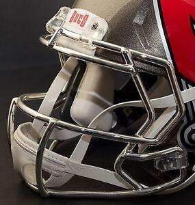 TAMPA BAY BUCCANEERS Riddell Speed Football Helmet Facemask (Odell Beckham Jr.)